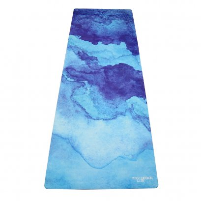 เสื่อโยคะ Yoga Design Lab - Commuter Mat 1.5mm : Uluwatu