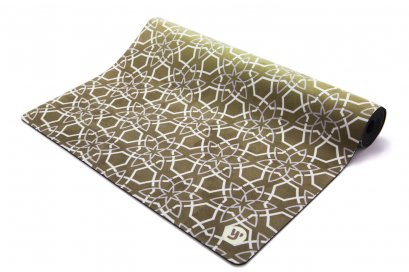 เสื่อโยคะ Yellow Willow - YOGA MAT : CLOVER 3mm