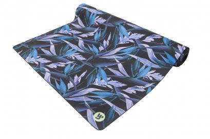 เสื่อโยคะ Yellow Willow - YOGA MAT : BIRD OF PARADISE 3mm