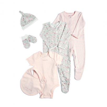 Mamas&Papas 6 Piece Set Pink