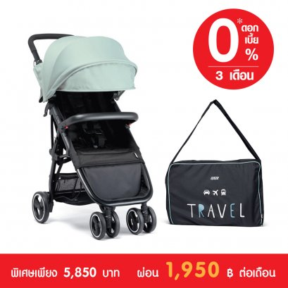 Mamas & Papas Acro Buggy - Ice Grey
