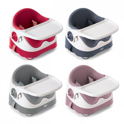 Mamas & Papas Baby Bud Booster Seat with Detachable Tray