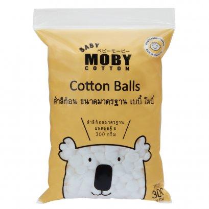 สำลีก้อนขนาดมาตรฐาน Standard Size Cotton Balls  (300 g)
