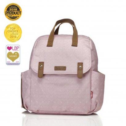 Babymel Robyn – Dusty Pink Origami Heart