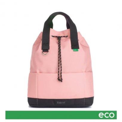 Babymel Top 'n' Tail eco Backpack  - Rose