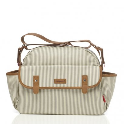 Babymel Molly  - Stripe Grey