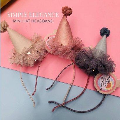 Mini Hat Headband
