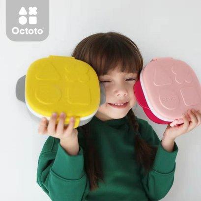 Octoto Bento Box กล่องอาหารพกพา สำหรับน้องอายุ 6 เดือนขึ้นไป