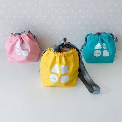 Octoto Insulation Bag กระเป๋าใส่กล่องเก็บอาหารมาพร้อมสายสะพาย