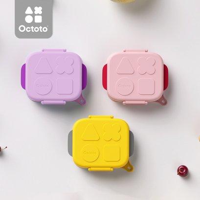 Octoto Bento Box Plus กล่องอาหารพกพา สำหรับน้องอายุ 3-7 ปี