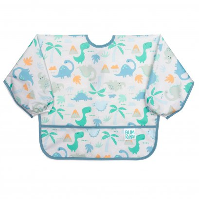 Bibs + Smocks | Sleeved Bib (6-24 mos)