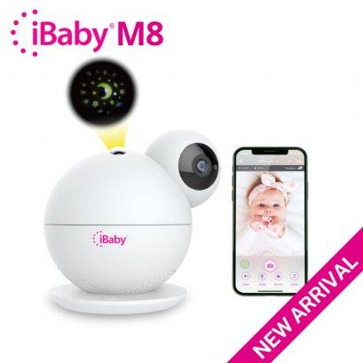 iBaby Care M8 Monitor กล้องเบบี้มอนิเตอร์ พร้อมชุดติดผนัง (Baby Monitor)