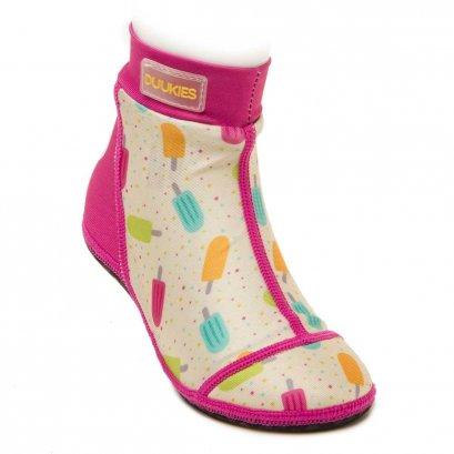 รองเท้าเดินชายหาดสำหรับเด็ก Duukies Beachsocks  - Girl