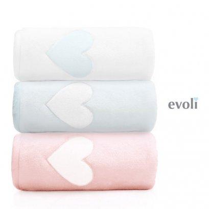 อิโวลี่ เบบี้ ฮักเอเบิ้ล แบลงเก็ท  Huggable Blanket (120x120 cm)
