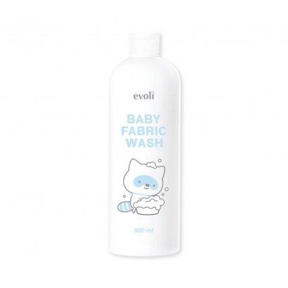 น้ำยาซักผ้าสูตรอ่อนโยน  Baby Fabric Wash