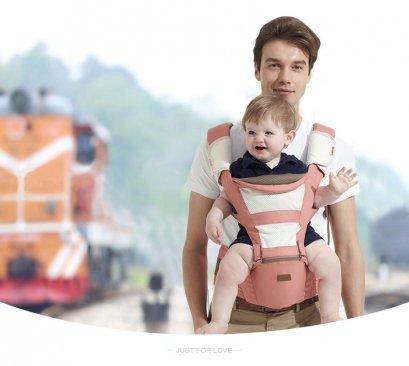 GLOWY Hip(ster) Seat Baby Carrier เป้อุ้มเด็กฮิปซีท