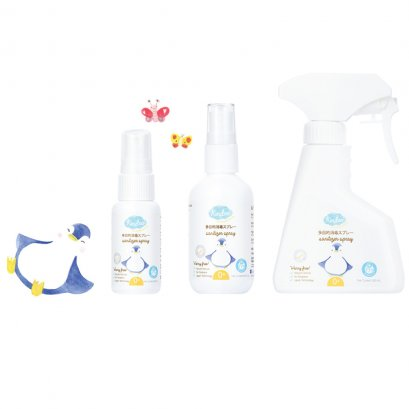 Kindee Multipurpose Cleanser (by Akachan) 60ml.