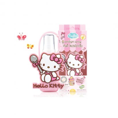 Sanitizer Spray Kitty Case