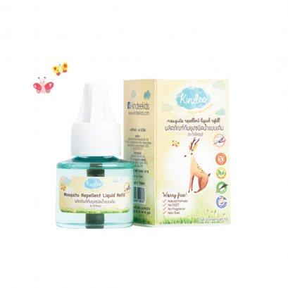 ผลิตภัณฑ์กันยุงชนิดน้ำแบบเติม (ตะไคร้หอม/ Citronella) ) Kindee Mosquito Repellent Liquid Refill