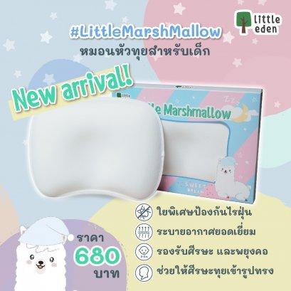 Little Marshmellw หมอนหลุมสำหรับเด็กทารก 0-12 เดือน