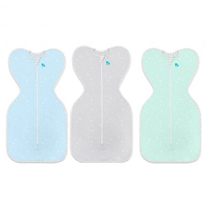 SWADDLE UP™ Lite 0.2 TOG (Ultra Light Cotton)