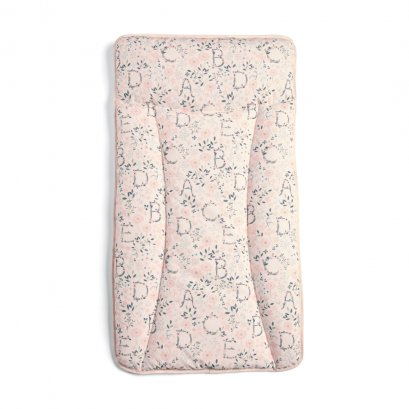 Essentials Changing Mattress - Alphabet Floral