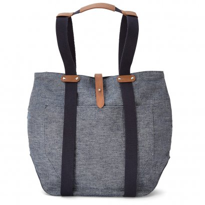 Mamas & Papas Chrissi Changing Bag - Blue Denim