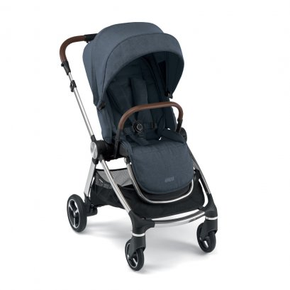 Strada Pushchair - Grey Mist / Navy