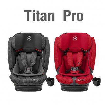 คาร์ซีท Maxi Cosi สำหรับ 9เดือน -12ปี รุ่น Titan Pro (เจ้าเดี่ยวทั่วโลกที่มีนวัตกรรม G CELL และ Air Protect )