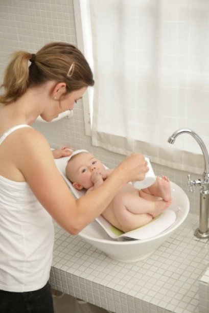 อ่างอาบน้ำเอนกประสงค์  Murmur Baby Bathing Seat  ***ราคาปกติ 1,990 มีค่าส่งเพิ่ม 200 บาท โดยค่าส่งได้รวมกับราคาข้างล่างแล้ว***