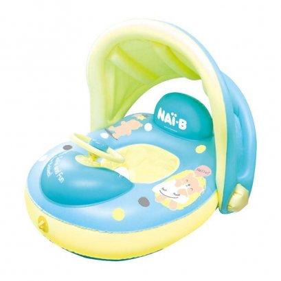 ห่วงยางพร้อมหลังคากันแดด Cushion Parasol Baby Walker