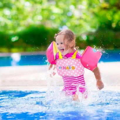 Nai-B Armband Swim Jacket แจ๊กเก็ตเล่นน้ำสำหรับเด็ก