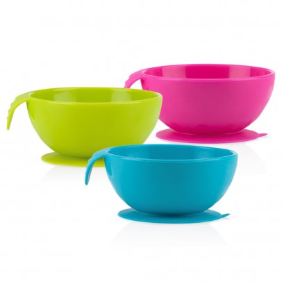 SureGrip Suction Bowl  -  Nuby