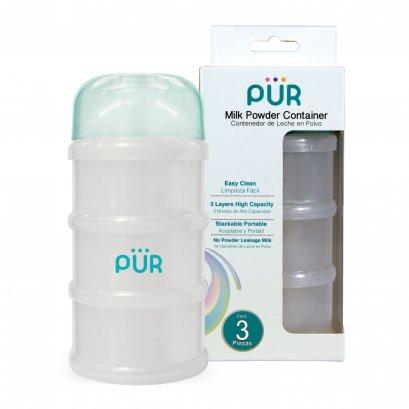 กล่องแบ่งนมผง 3 ชั้น Milk Powder Container - Pur