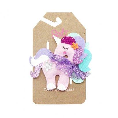 กิ๊บติดผม NP.Unicorn / NP.Neon Pony