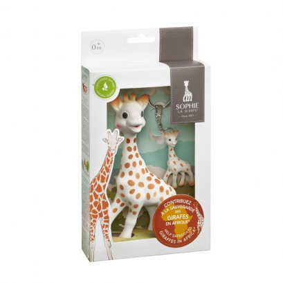 SAVE GIRAFFES gift set