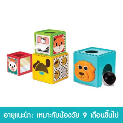Bkids BUSY BABY STACKERS