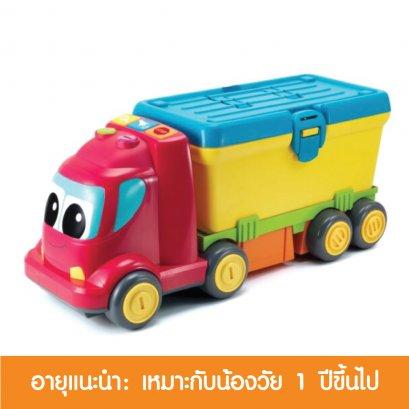 Bkids 3-in-1 Busy Builder Fun Sounds Truck