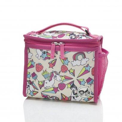 กระเป๋าเก็บความเย็น พร้อมไอซ์แพ็ค Zipped Lunch Bag & Ice pack - Unicorn