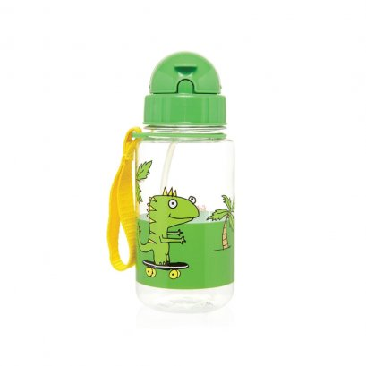 Drinking Bottle with Straw - DYLAN DINO