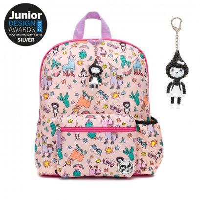 กระเป๋าเป้ Backpack ลาย Llama ( 3y+ )