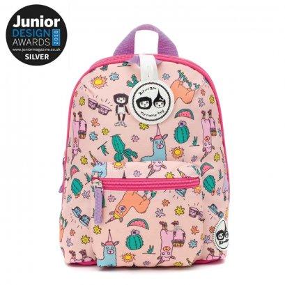 กระเป๋าเด็กเล็ก (เป้จูง)  ZIP & ZOE - LLAMA ( 1-4 Years)