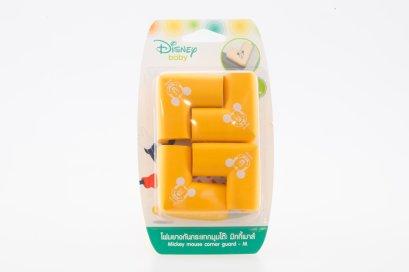 Gracekids โฟมยางกันมุม (ขนาด M) Disney ลายมิกกี้เมาส์ สีเหลือง