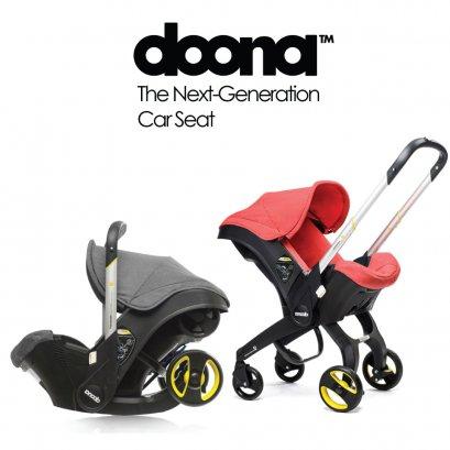 คาร์ซีท ดูน่า The Doona+ Car Seat