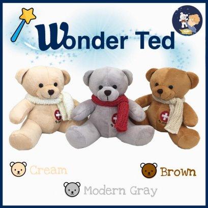 ตุ๊กตาหมีป้องกันคลื่นแม่เหล็กไฟฟ้า WONDER TED Gen.2 by RayGuard