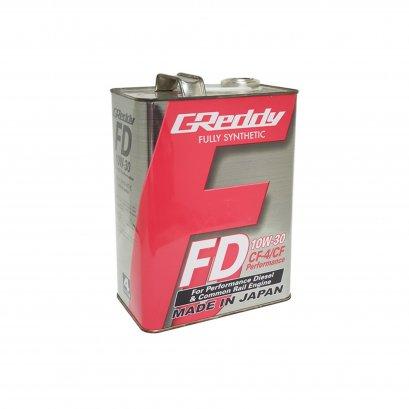 Greddy FD น้ำมันเครื่องดีเซล สังเคราะห์ SAE 10W-30 คอมมอนเรล (4 ลิตร)