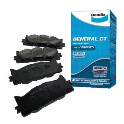 BENDIX ผ้าดิสเบรคหน้า HONDA Civic 1.8 FD ปี 2006-12 (DB 1286 GCT)