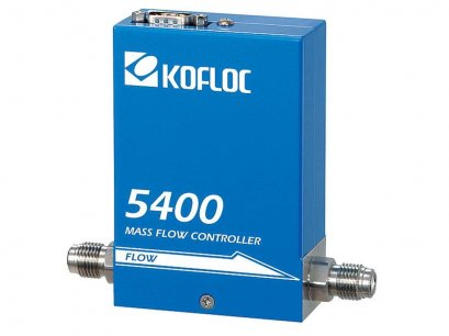 Low-cost Metal Sealed Mass Flow Controller/Meter MODEL 5400 SERIES