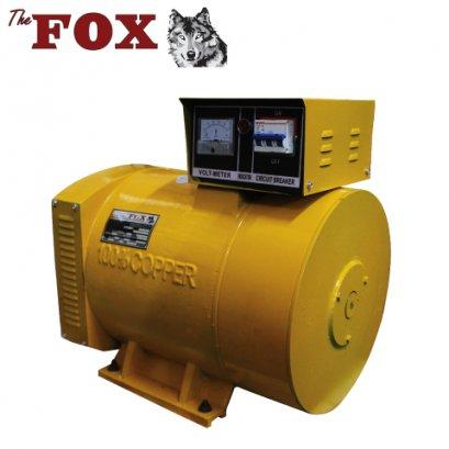 ไดนาโม 50KW ไฟ 3 เฟส THE FOX