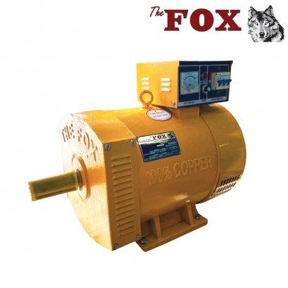 ไดนาโม 10KW ไฟ 3 เฟส THE FOX